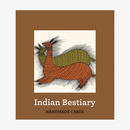 Indian Bestiary - Card Box