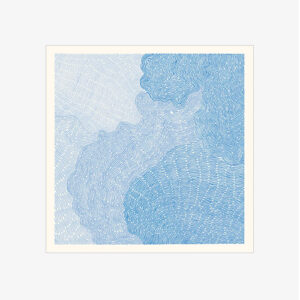 Water Flows - Pack of Riso Prints