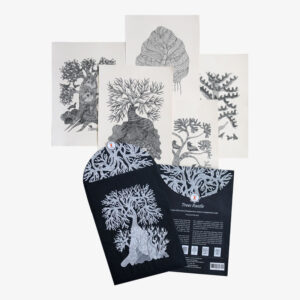 Trees Rustle - Pack of Screen Prints